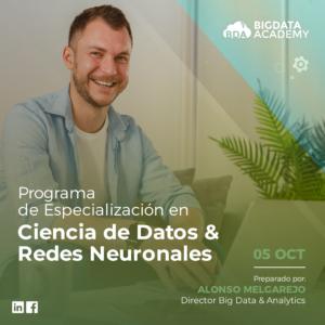 Ciencia de Datos y Redes Neuronales