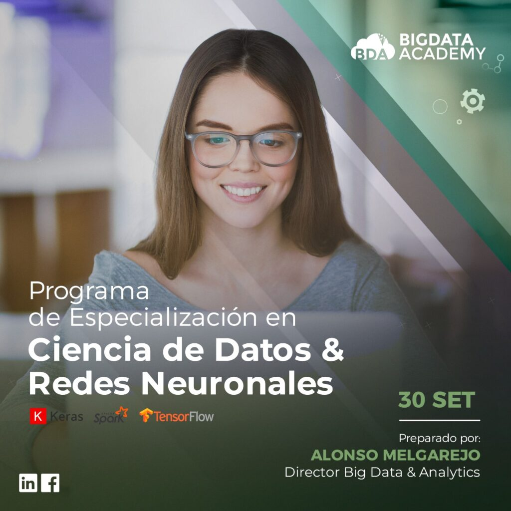 ciencia de datos y redes neuronales lima